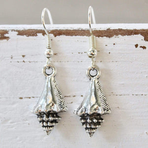 SeaShell Earrings Zamsoe Earrings