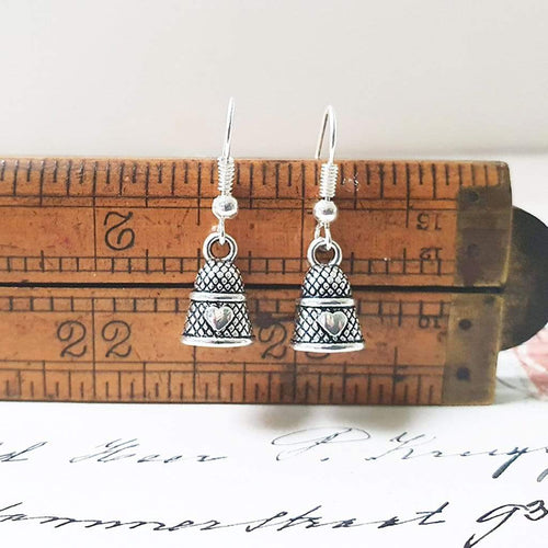 Thimble Earrings Zamsoe Earrings