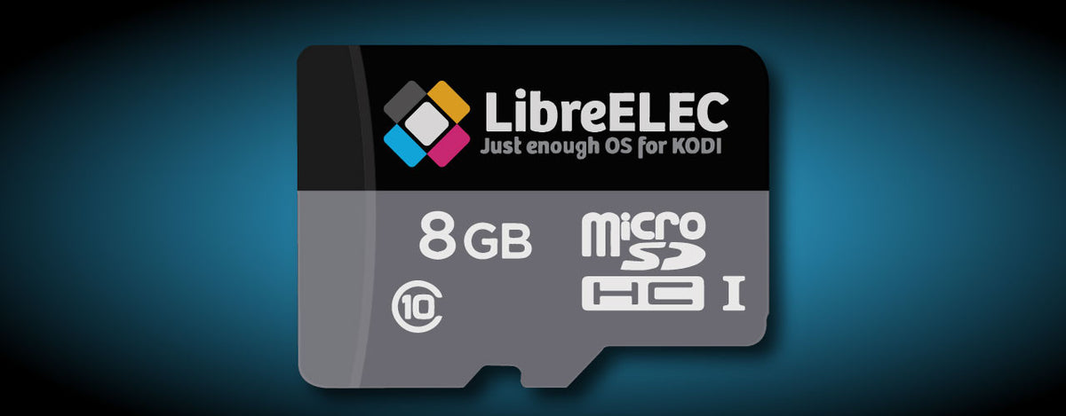 How to Make Your LibreELEC Card
