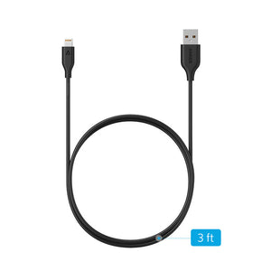Anker Powerline Lightning 3ft