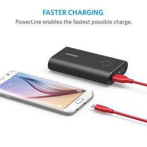 Anker Powerline Micro USB 3ft