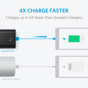 Anker PowerCore+10050 with Quick Charge 3.0 Powerbank