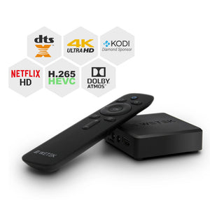 Wetek Hub -4k UHD Kodi Player
