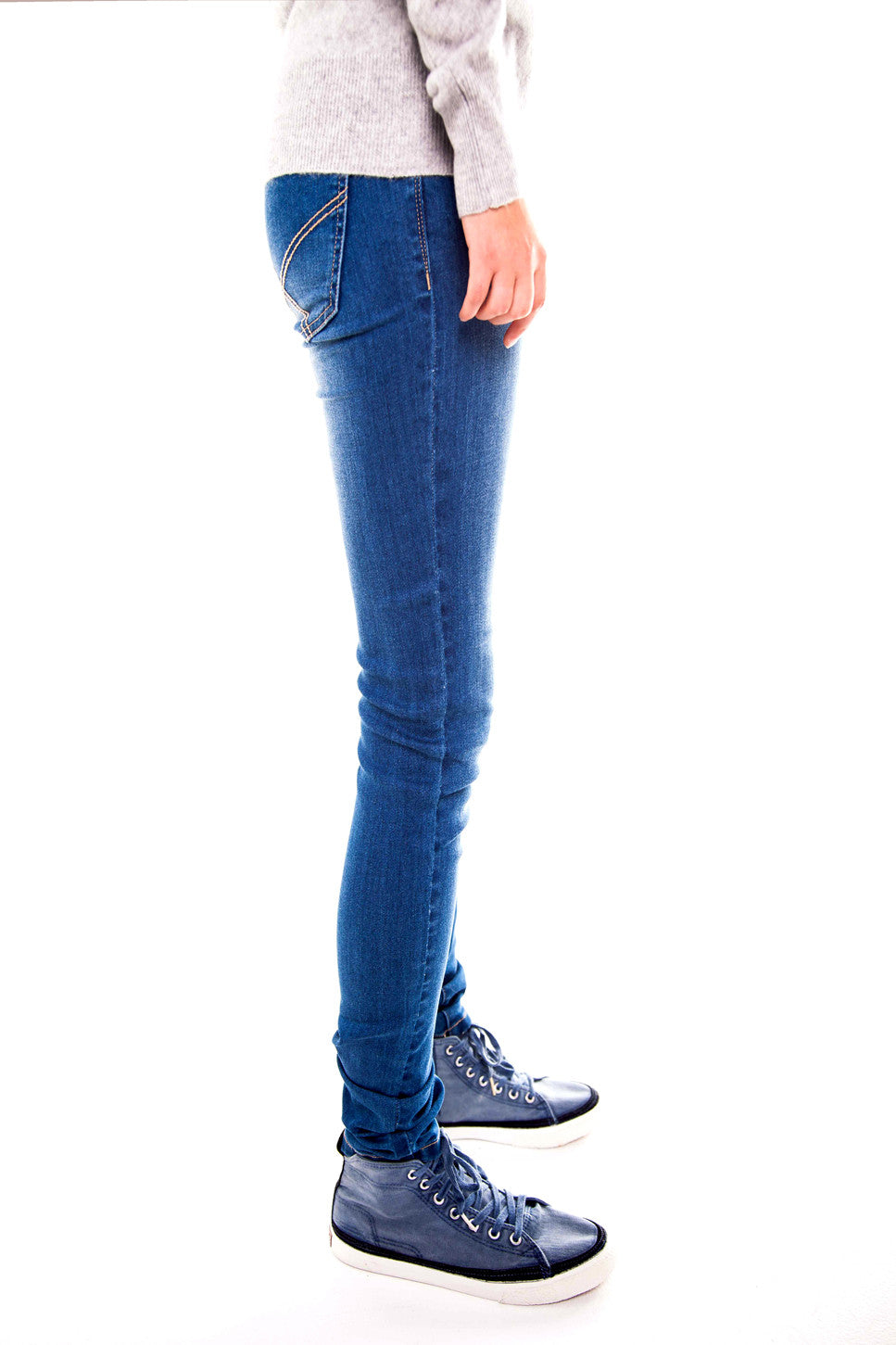 The Women's Skinny Denim Jeans