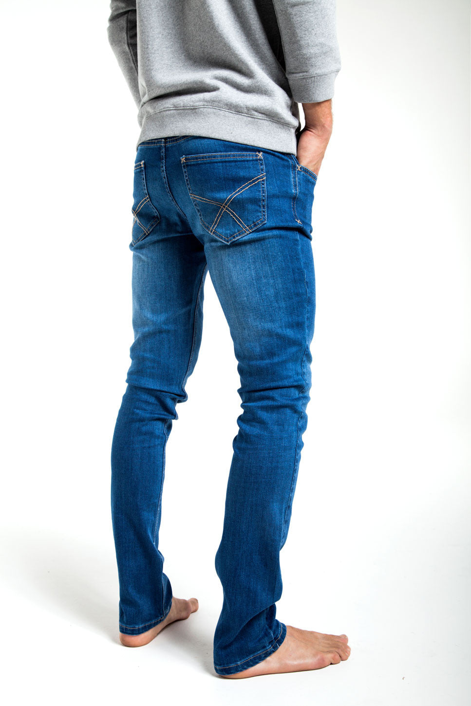 The Men's Denim Jeans