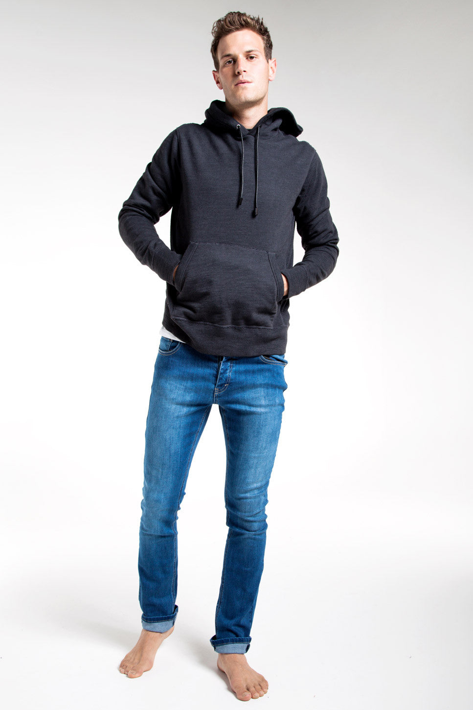 The Hooded Pullover Sweatshirt