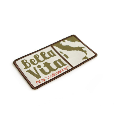 Bella Vita - Sew-On Patch