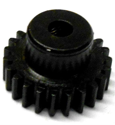 0.6 Module 0.6M 23T 23 Tooth Motor Pinion Gear EP 1/10 Black