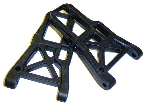 02008 1/10 Plastic RC Car Front Lower Suspension Arm x 2 HSP