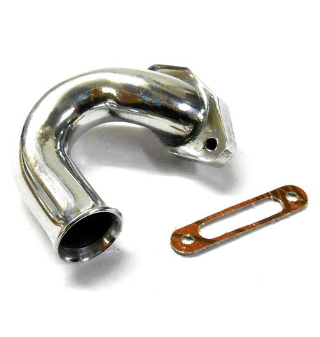 02031asv 1/10 Scale Aluminium Exhaust Side Manifold