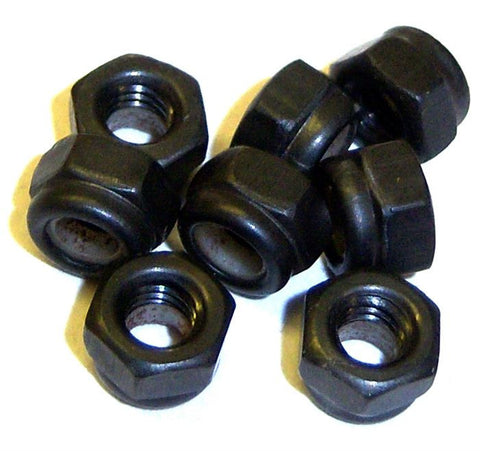 02055 Nylon Lock Nut M4 4mm - Behemoth HSP Hi Speed Parts
