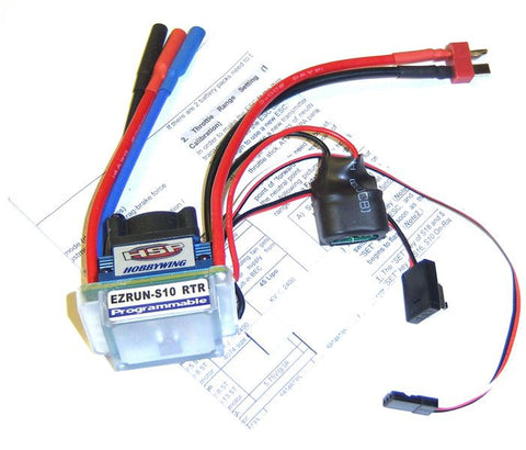 03307 Brushless Speed Controller ESC 60A 60amp Hi Speed