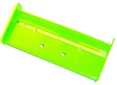 06021 1/10 Scale RC Buggy Spoiler Rear Wing Green