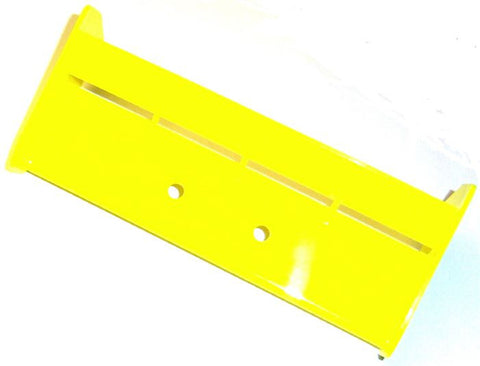 06021 1/10 Scale RC Buggy Spoiler Rear Wing Yellow