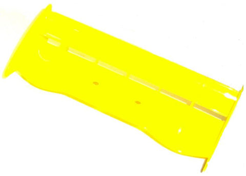 06100 1/10 Scale RC Buggy Spoiler Rear Wing Yellow V2