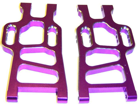 08056 Rear Lower Suspension Arms Upgrades HSP Purple