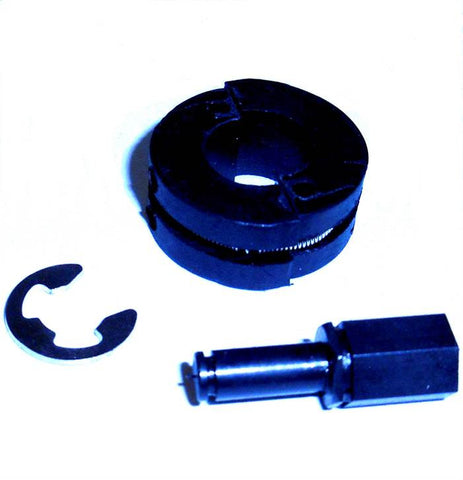 083131 Plastic RC Clutch + Spring + Gear Axle - Magic Wheel