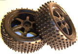 11400 1/10 Scale Off Road Buggy Wheels and Tyres REAR 2