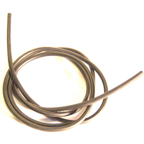 C1307-12 12AWG 12 AWG Silicone Battery Wire 1m 100cm Black