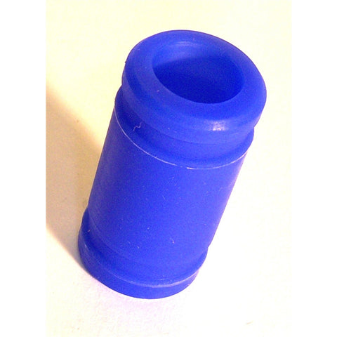 A10005B 1/8 RC Nitro Engine Silicone Joint Coupling Pipe 45mm Long x 1 Blue