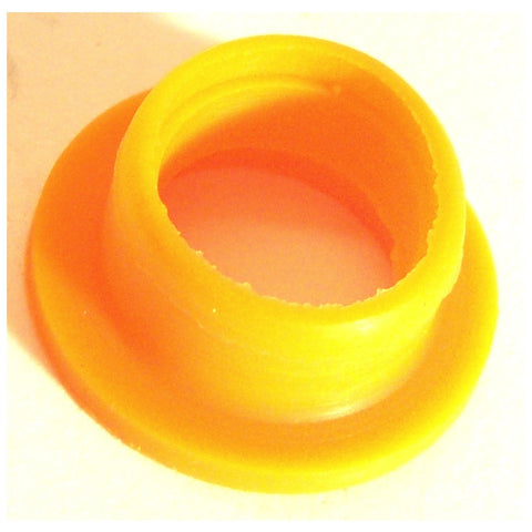 A10002O 1/8 RC Nitro Engine .21 - .28 + Silicone Rear Exhaust Manifold Gasket x 1 Orange