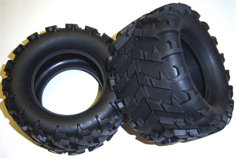 BS904-015 1/8 Scale RC Monster Truck Off Road Rubber Tire Tyre x 2