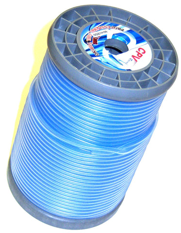 51822 Light Blue RC Engine Nitro Glow Fuel Line 1 Meter Only