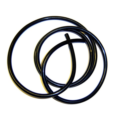 Black Silicone RC Nitro Glow Fuel Line Hose Tube Pipe