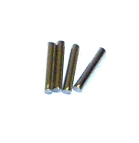 10.5mm Long 12mm Wheel Drive Hex Hub Nut Pole Pins x 4  2mm Wide