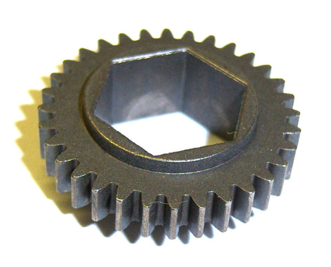 11013 Electric Starter Backplate Gear 12mm Hex Only