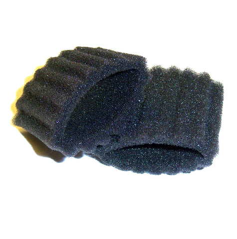4850-0019 1/8 Scale RC Nitro Engine Buggy Air Dust Filter (external) x 2 Black