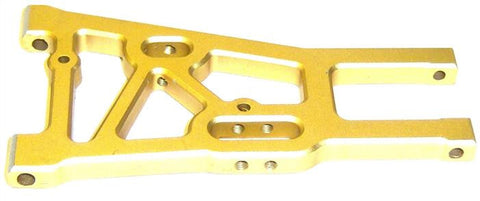 L210 1/8 Scale Buggy Alloy Front Lower Suspension Arm x 1 Yellow