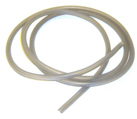 Grey Silicone RC Nitro Glow Fuel Line Tube Pipe 5mm OD x 3mm ID