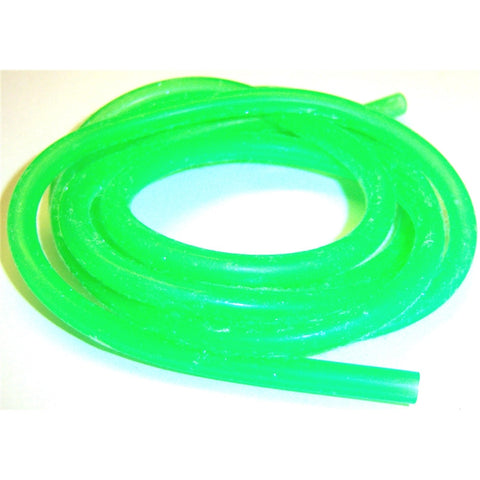 Green Silicone RC Nitro Glow Fuel Line Tube Pipe