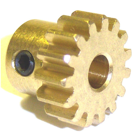 540 550 EP Motor Pinion Gear 15 Teeth Module 1 15T