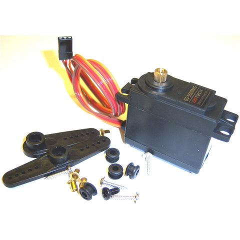 GS-5509MG 9kg High Torque Throttle Steering RC Servo Metal Gears