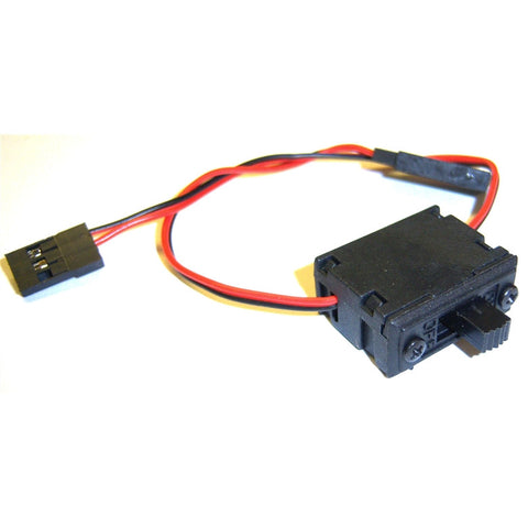 C6002 RC Model Receiver On Off Battery Switch JR Plug Male / Female x 5