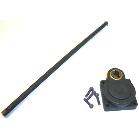 Electric Roto Starter Nitro Engine Backplate and Rod 14mm
