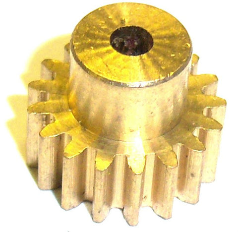11177 RC 540 Motor Pinion Gear 17T 17 Teeth 32 DP Pitch