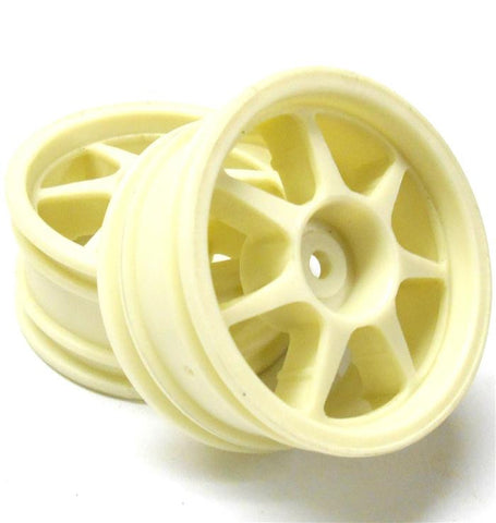 11304 1/10 Scale On Road Car Wheels Rims x 2 Only SMT