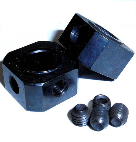 150021 Wheel Circle Conjoint Block (Short) - Big Foot