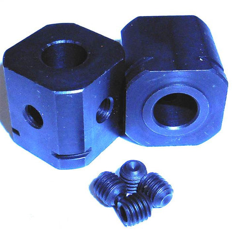 150041 17mm Square Hub 1/5 Scale Block - Big Foot Smartech