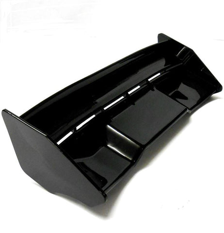 242000015 1/8 Scale Off Road RC Buggy Spoiler Rear Wing Black Downforce