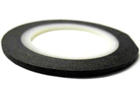 2440004 RC Body Shell Cover Lining Tape 2mm Thick - 10 Meter Long Black
