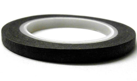 2440005 RC Body Shell Cover Lining Tape 4mm Thick - 10 Meter Long Black