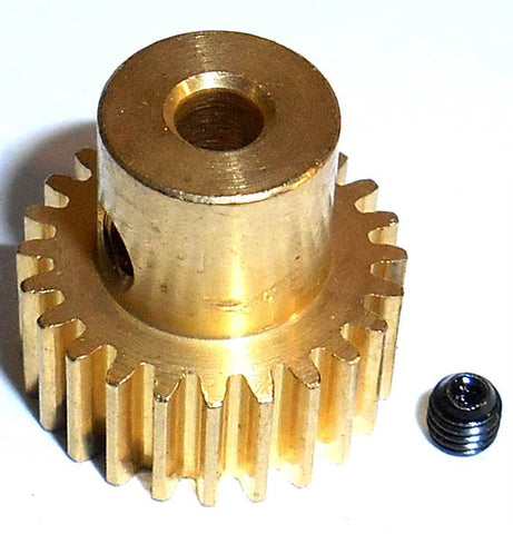 103047 1/10 Scale RC 540 550 Motor Pinion Gear 24 Teeth Tooth 24T 48 Pitch