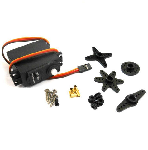 3kg Throttle and 13kg High Torque Steering RC Car Servo Metal Gear