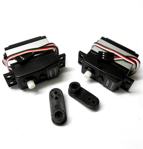 SV301 3kg High Torque Steering Servo Single Horn Nitro Models RC Buggy x2