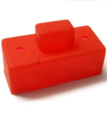A10004O RC Truck On Off Switch Silicone Cover Protector Orange x 1