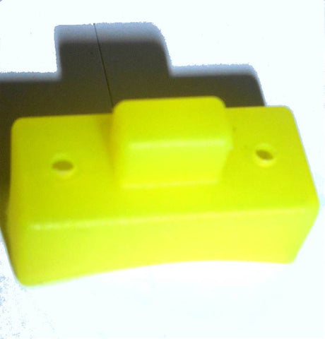401210 RC Buggy On Off Switch Silicone Cover Protector Yellow